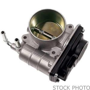 Throttle Body (Not Actual Photo)